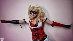 Harley Quinn (Arkham Asylum) 16 by ThePuddins