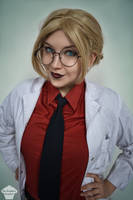 Harleen Quinzel 2 by ThePuddins