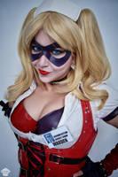 Harley Quinn (Arkham Asylum) 18 by ThePuddins