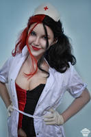 Harley Quinn [New 52 Nurse] by ThePuddins