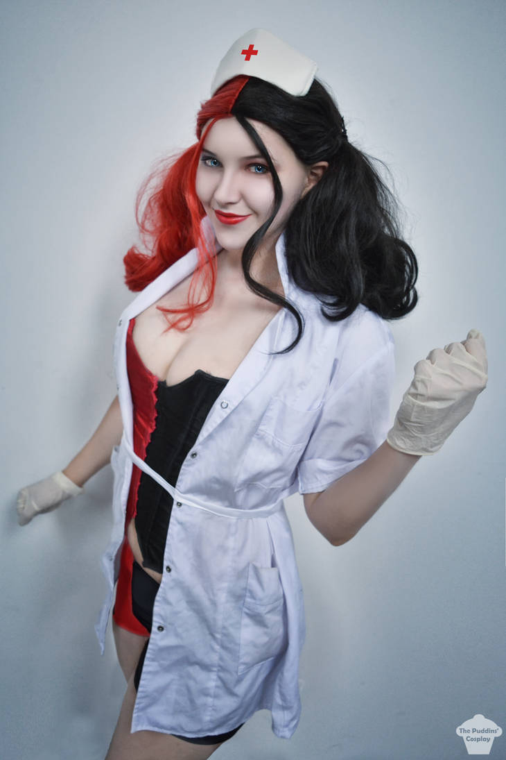 Harley Quinn [New 52 Nurse] 2 by ThePuddins