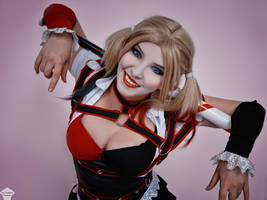Harley Quinn (Arkham Knight) 27 by ThePuddins