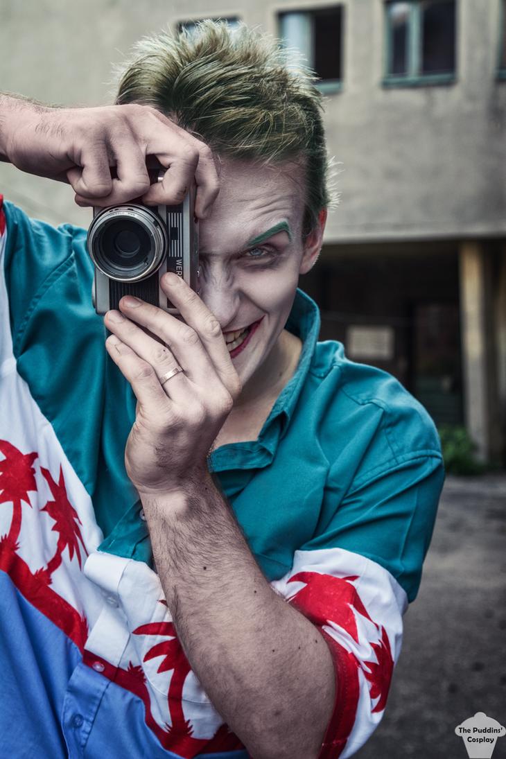 Joker [The Killing Joke] by ThePuddins