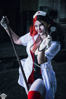 Harley Quinn [New 52 Nurse] 3 by ThePuddins