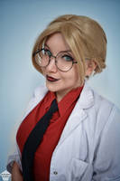 Harleen Quinzel 3 by ThePuddins