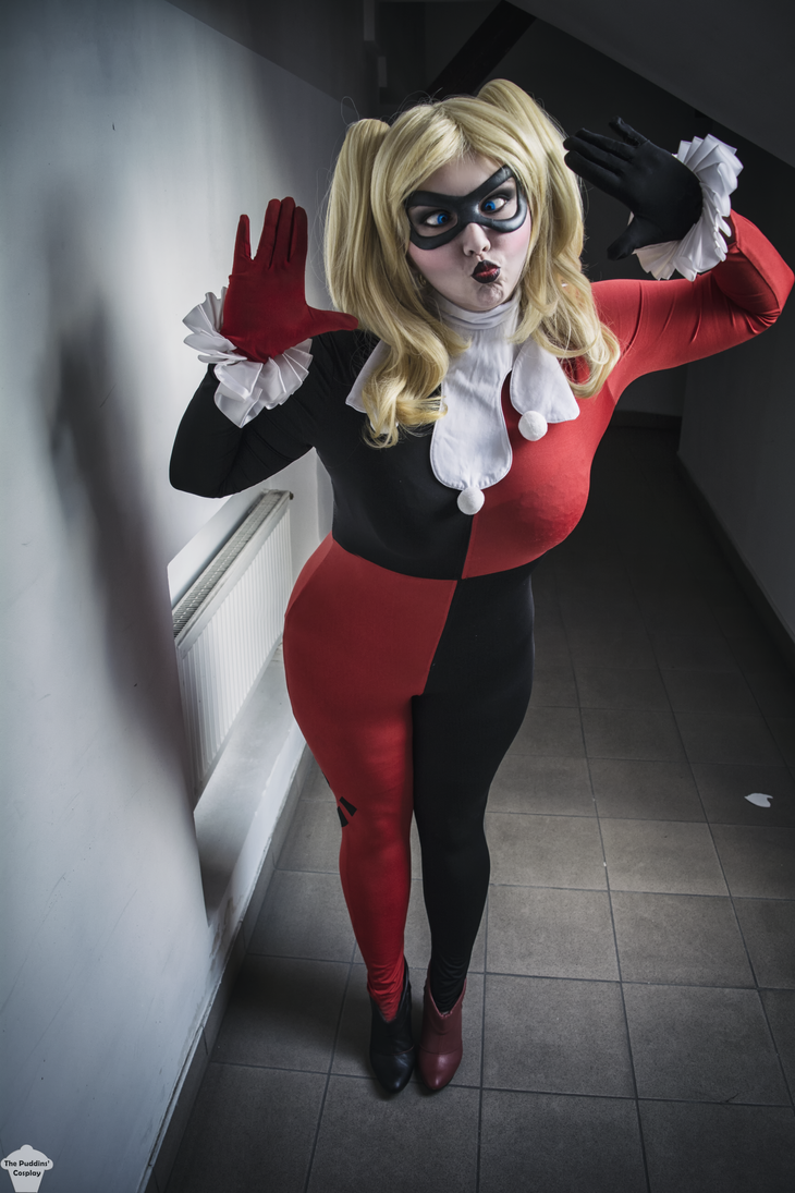 Classic Harley Quinn 28 by ThePuddins