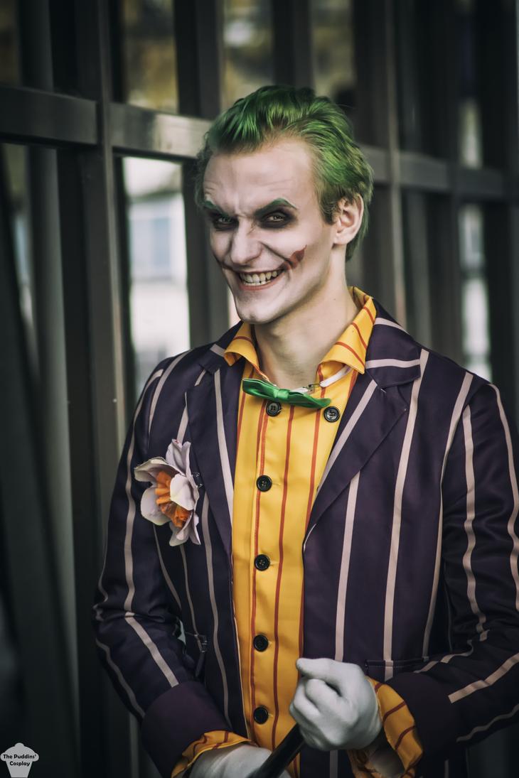 Joker (Arkham Asylum) 7 by ThePuddins