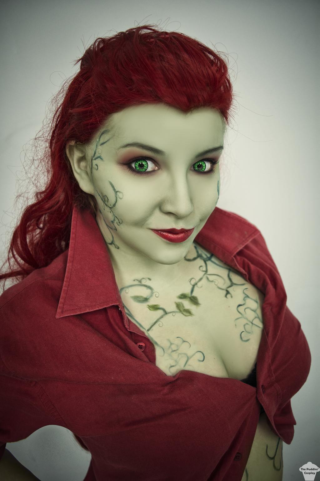 Poison Ivy (Arkham Asylum) by ThePuddins on DeviantArt