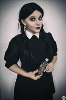 Wednesday Addams 2 by ThePuddins