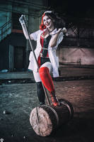 Harley Quinn [New 52 Nurse] 7 by ThePuddins