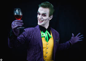 Joker 34 by ThePuddins