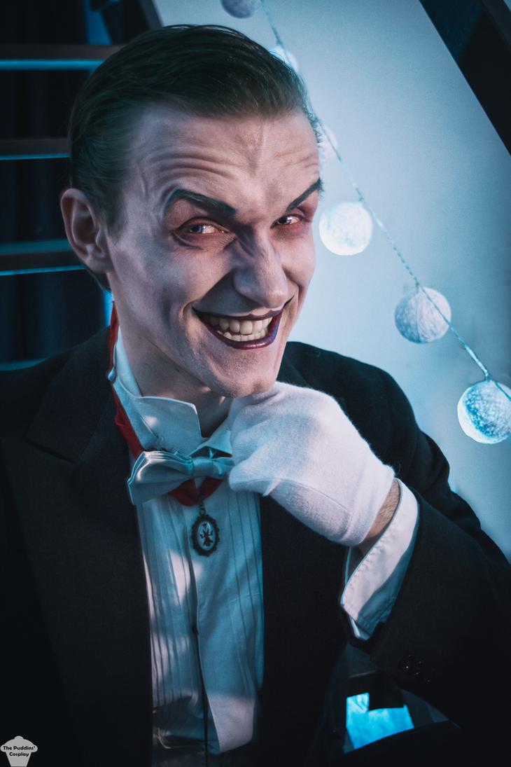 The Joker by ThePuddins