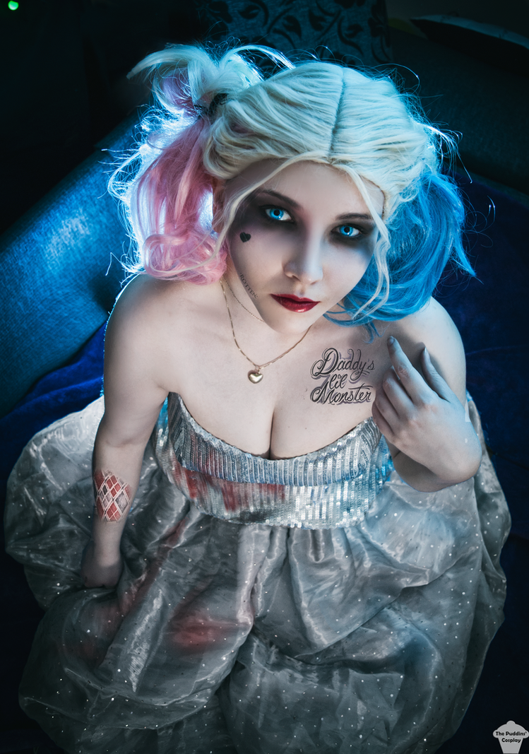 Harley Quinn (Suicide Squad) 11 by ThePuddins
