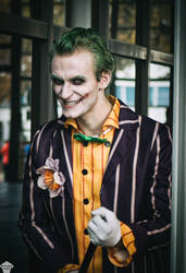 Joker (Arkham Asylum) 10 by ThePuddins