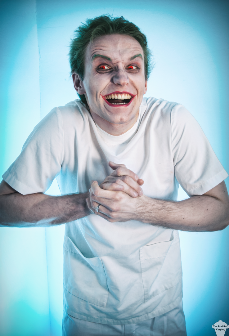 Joker (Mad Love ver.) 10 by ThePuddins