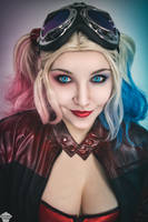 Harley Quinn (injustice 2) 2 by ThePuddins