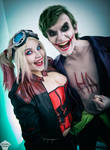 Harley and Joker (Injustice 2) 2