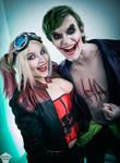 Harley and Joker (Injustice 2) 2