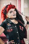 Punk Harley Quinn