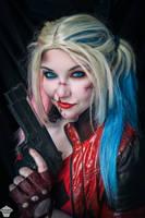 Harley Quinn (Rebirth) 10 by ThePuddins