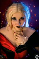 Harley Quinn (Dress) by ThePuddins