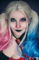 Harley Quinn (Rebirth) 11 by ThePuddins