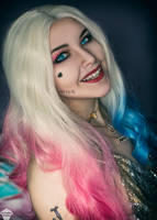 Harley Quinn (Suicide Squad - Club) 3 by ThePuddins