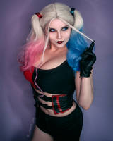 Harley Quinn (Injustice 2) 7 by ThePuddins