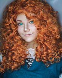 Merida 2 by ThePuddins