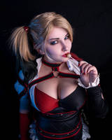 Harley Quinn (Arkham Knight) 33 by ThePuddins