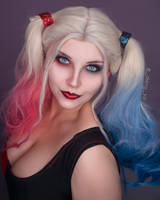 Harley Quinn (Injustice 2) 10 by ThePuddins