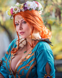 Triss Merigold Alternative 4 by ThePuddins