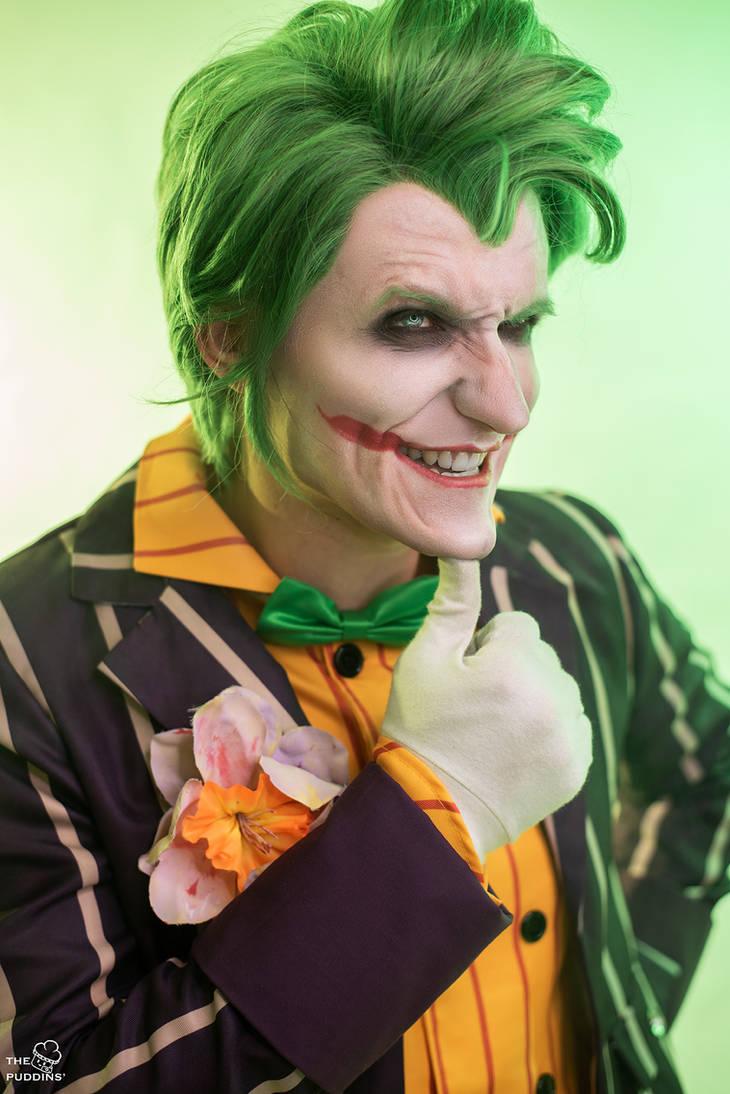 Joker (Arkham Asylum) 15 by ThePuddins