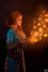 Triss Merigold Alternative 7 by ThePuddins
