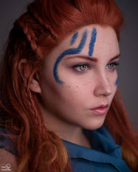 Aloy 3 by ThePuddins
