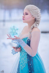 Elsa 5 by ThePuddins