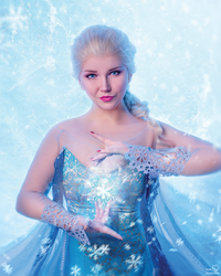 Elsa 7 by ThePuddins