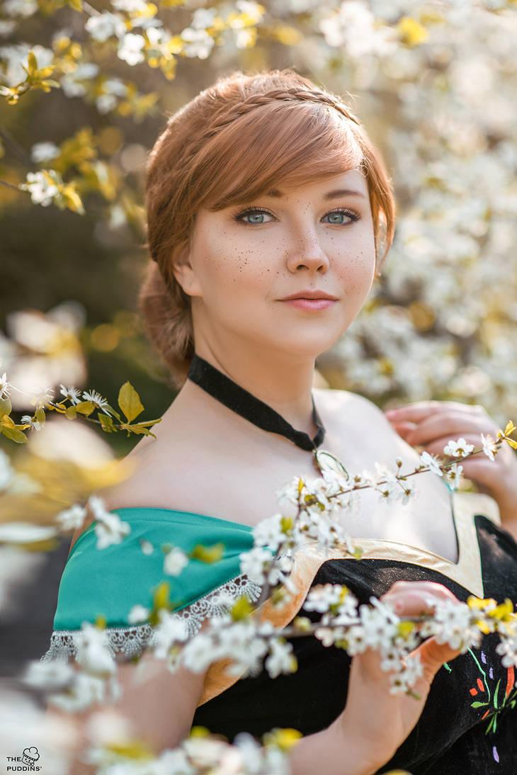 Anna 5 by ThePuddins