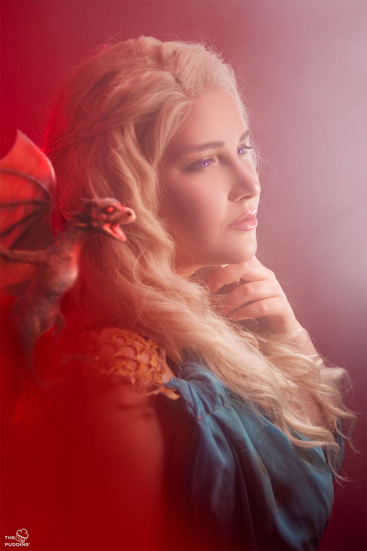 Daenerys Targaryen 8 by ThePuddins