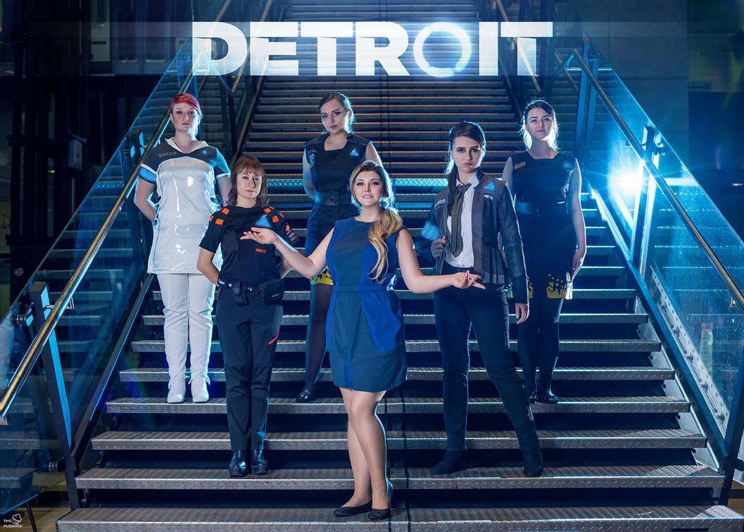 Androids (Detroit)