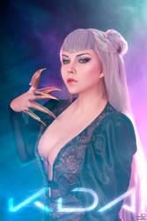 Evelynn (K/DA - The Baddest) 3