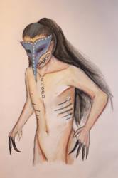 Dancer by ambitoussprite