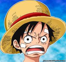 One Piece 800 - Monkey D. Luffy by Jecamage