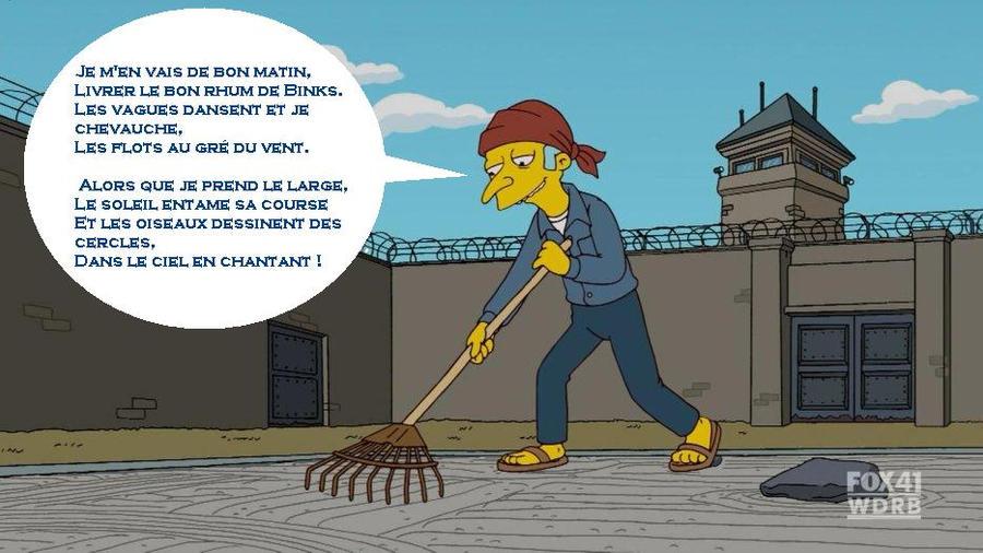 Mr Burns by Alicetiger