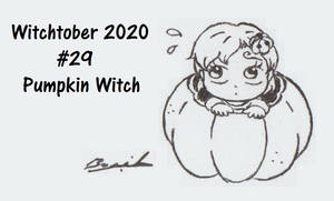 FB: Sora (Witchtober 2020 #29)