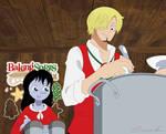 FB Bonus: Sanji and Ariel
