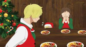 FB Bonus: Sanji, Nioumi and Sora