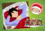FB Bonus: Luffy and Katakuri