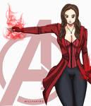 Scarlet Witch (Civil War)