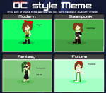 OC Style Meme